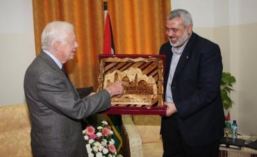 Ismail+Haniyeh+Carter+Meets+Hamas+Leader+Gaza+F7L8YElSljWx