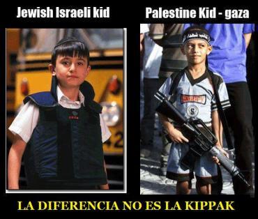 La diferencia no esta en la Kippah