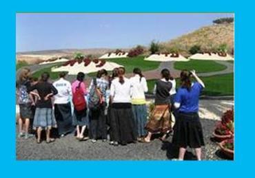 Memorial a los niños asesinados por soldado jordano