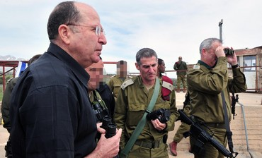Yaalon_looks_into_Syria2.4.13_