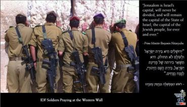 Soldiers at the Kotel-2