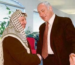 benjamin-netanyahu-yasser-arafat-2430-20090227-72