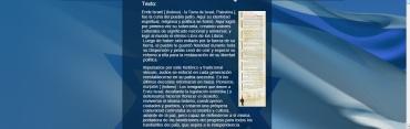 Declaración del Estado de Israel3