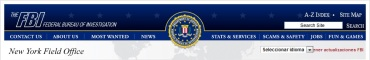 CACECERA DEL FBI