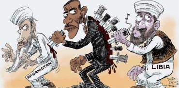 obama traicionado y traicionando