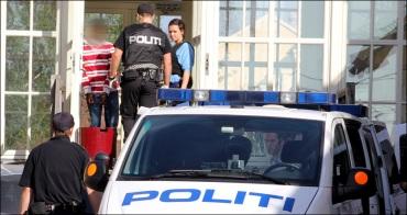 POLICIA NORUEGA CAPTURA TRAFICANTES DE DROGAS ISLAMICOS EN OSLO