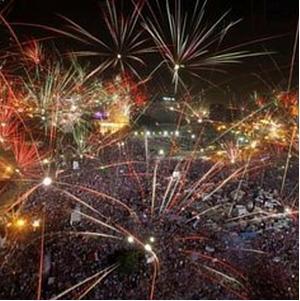 Revolución Egipto