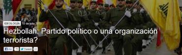 Hezbollak partido u organización terorista 7