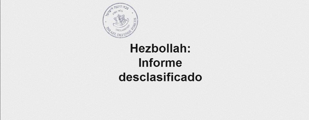 IDL informe desclasificado