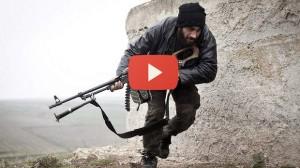 Arabe israeli con los jihadistas sirios
