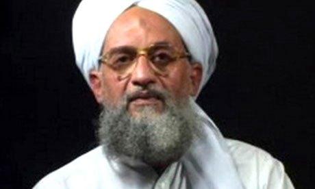 Ayman al-Zawahiri actual nº 1 de al-Qaeda