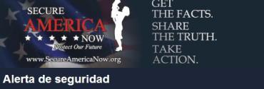 Caratula de Secure America Now.org
