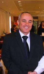 Yuval Steinitz Ministro de Asuntos Estratégicos de Israel