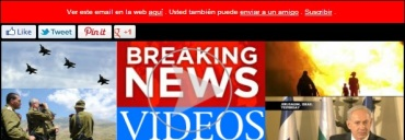CABECERA DE BREAKING NEWS VIDEOS