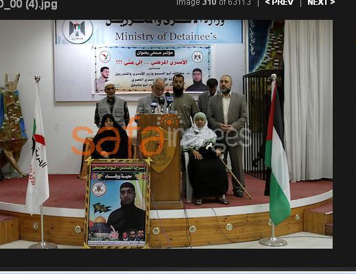 conferencia prensa gaza