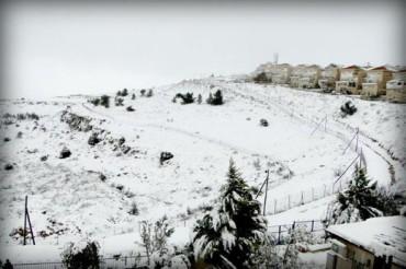Colinas de Neve Daniel