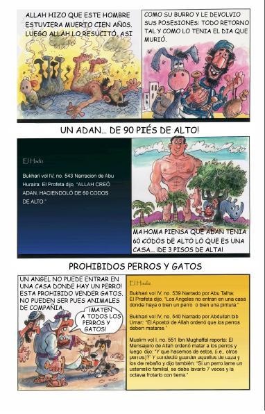 Comic sobre Mahoma 11