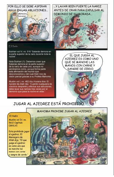 Comic sobre Mahoma 13