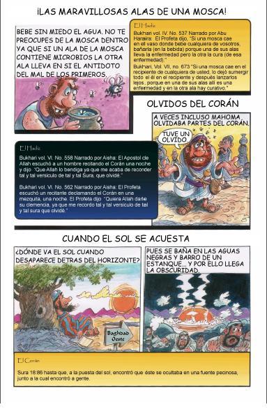 Comic sobre Mahoma 15