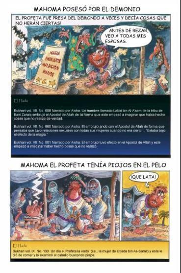 Comic sobre Mahoma 16