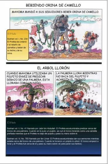Comic sobre Mahoma 17