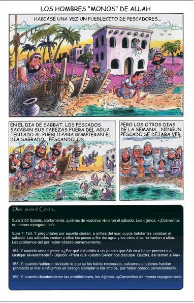 Comic sobre Mahoma 3