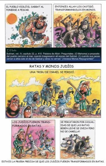 Comic sobre Mahoma 4