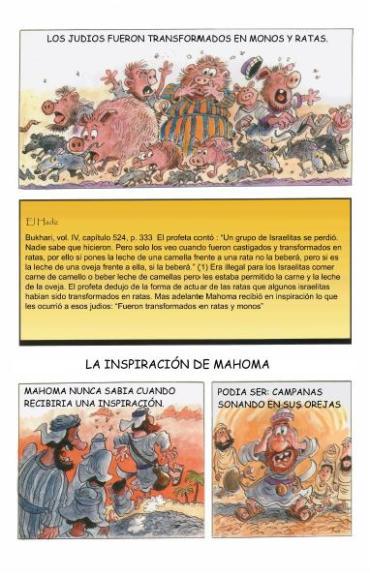 Comic sobre Mahoma 5