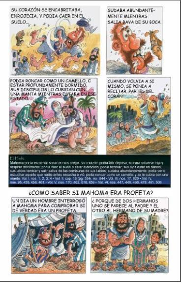 Comic sobre Mahoma 6