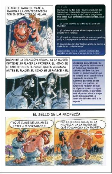 Comic sobre Mahoma 7
