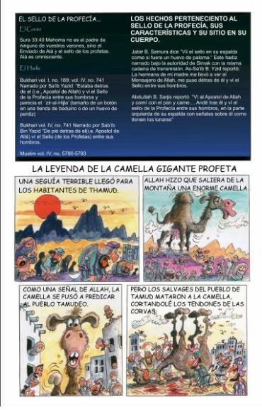 Comic sobre Mahoma 8