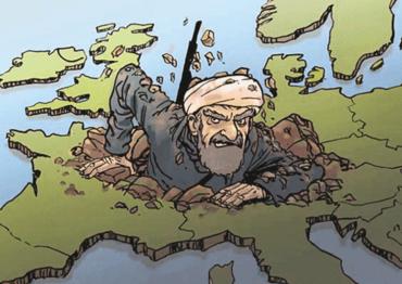 Los EUROPERROS lamen las babuchas de sus amos Islamistas