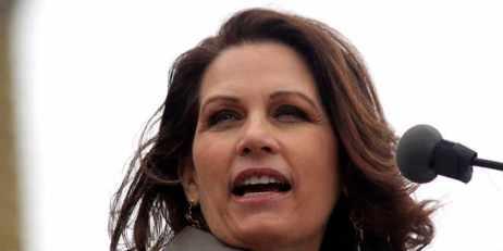 Michelle Bachmann (R-MN) se unió a Tony Perkins y otros congresistas en reunirse con el primer ministro Netanyahu.