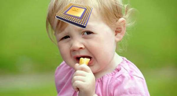 Bebe-con-chip