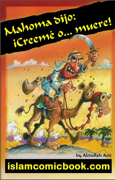 Comic sobre Mahoma 1