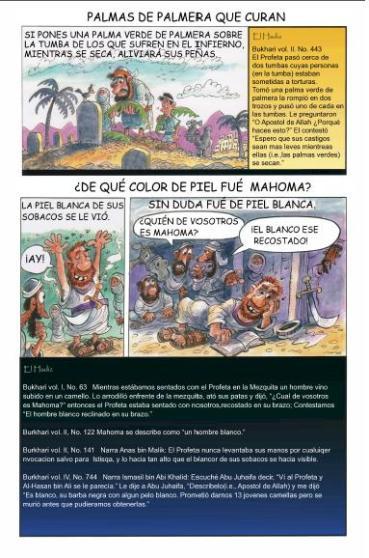 Comic sobre Mahoma 22