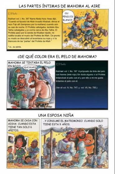 Comic sobre Mahoma 23