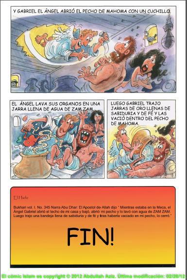 Comic sobre Mahoma 25