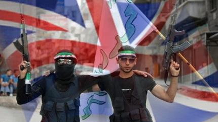 Islamistas de Inglaterra capturados al volver de Siria