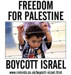 boycott+israel+palestine+freedom