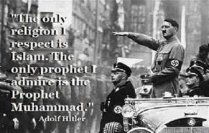 hitler-and-islam