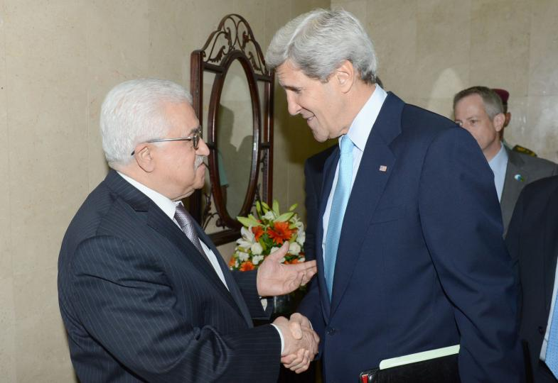 Kerry-to-visit-Jordan-in-peace-efforts