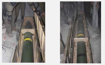 Cohetes M-302 de 200 km de alcalce y cabezas de guerra der 170-5 kg cada uno.