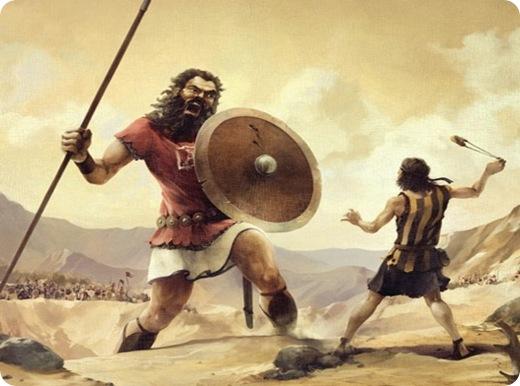 Resultado de imagen para david vs goliat