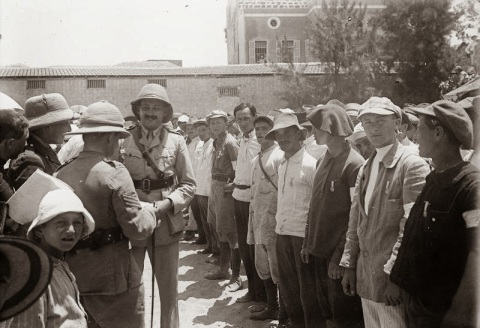 iwm recruits jaffa