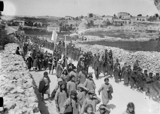 kids procession