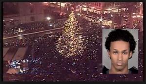 El Jihadista Mohamed Mohamud Terrorista del Árbol de Navidad en Portland
