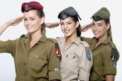 Tres titis IDF
