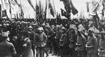 Tropas del Imperio Otomano (1915)