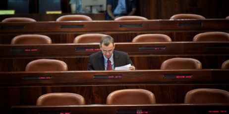 Yariv Levin Diputado del Likud en la Knesset.